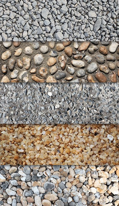 PS Textures | High-Resolution Set Of Stone & Pebble Textures