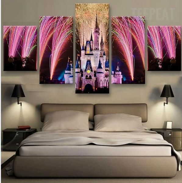 Disney Paint Colors And Ideas: 1000+ Ideas About Disney Canvas Paintings On Pinterest