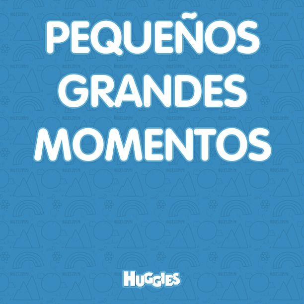Celebramos aquellos grandes momentos que pasas a lado de tu bebé. https://www.huggies.com.mx/site/Pequenos_grandes_momentos