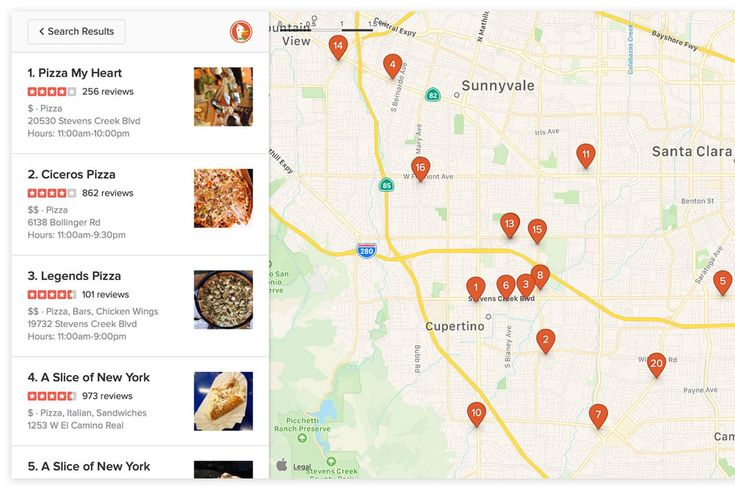 DuckDuckGo will use Apple Maps for local searches on the