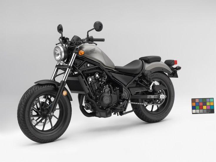 Fotos Honda Rebel: Estilo bobber con 500 cc en línea - foto 18
