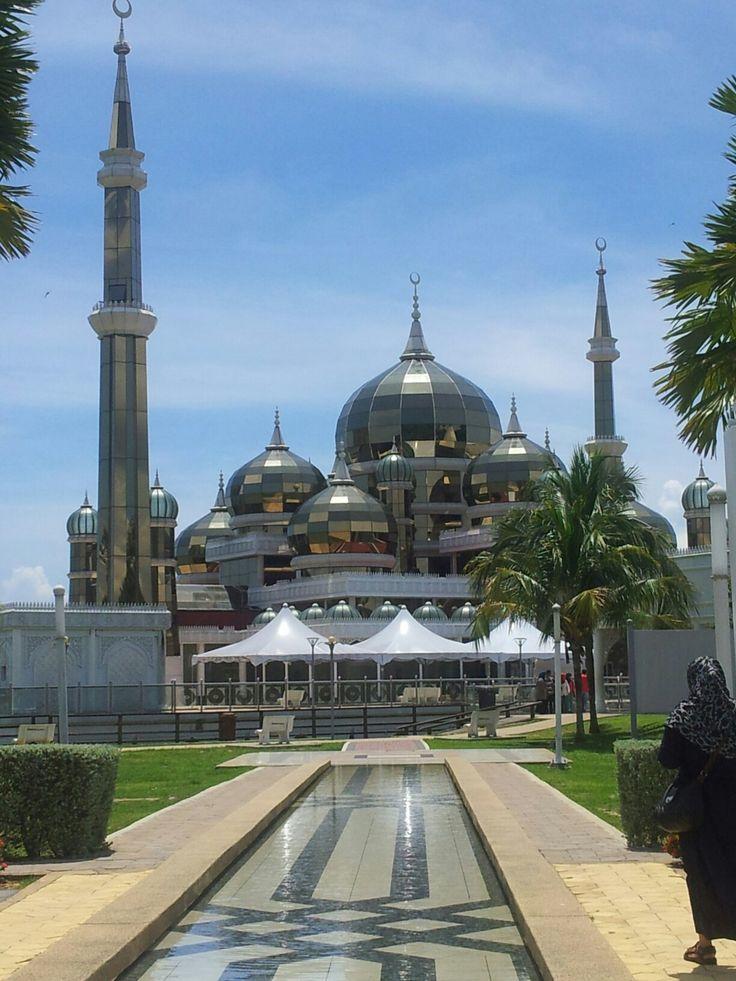 Masjid Kristal, Kuala Terengganu, Malaysia