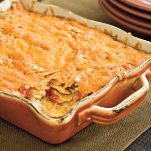Recipe variations on this Texas-favorite chicken casserole abound simply because it's delicious. | MyRecipes