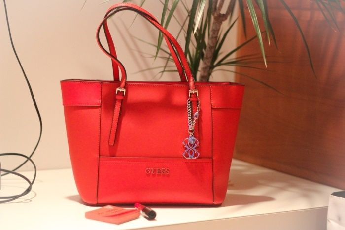 Valentine's Day Gift Ideas Guess Red Bag