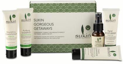 Sukin Gorgeous Getaways