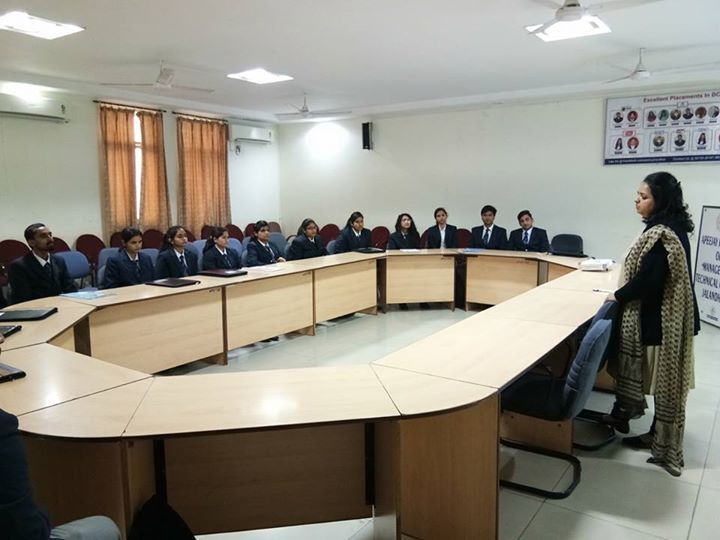 A Campus Placement Process for MBA Final semester students of #AIMTC was held on February 2 2017 by SBI Life. The students were shortlisted on the basis of Online test Group Discussion and Personal Interview.