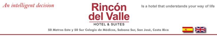 hotel Rincon del Valle Sabana Sur, San Jose, Costa Rica.  We stayed here several years ago.  beautiful, inexpensive and will go back again!