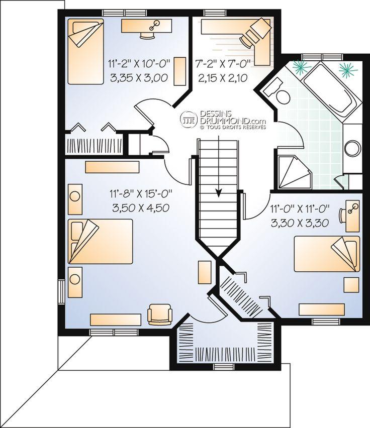 Home Design 3d 2 Etage: Les 9 Meilleures Images Du Tableau Maison Sur Pinterest