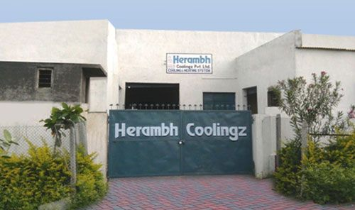 Herambh Coolingz is a well known Maharashtra based company and a reputed manufacturers suppliers and exporters of Water Heating System, Panel Air Conditioner, Water Chiller, Oil Cooler, Heat Exchanger, Swimming Pool Water Heater, Air Water Heater, Air Source Heat Pumps, Industrial Water Heating System, Industrial Water Chillers, Air Cooled Chiller, Industrial Heat Exchanger, Instant Water Chiller, Water Chilling Plant, Panel Cooler, Cabinet Cooler, Vertical Coolers, Online Chiller, etc