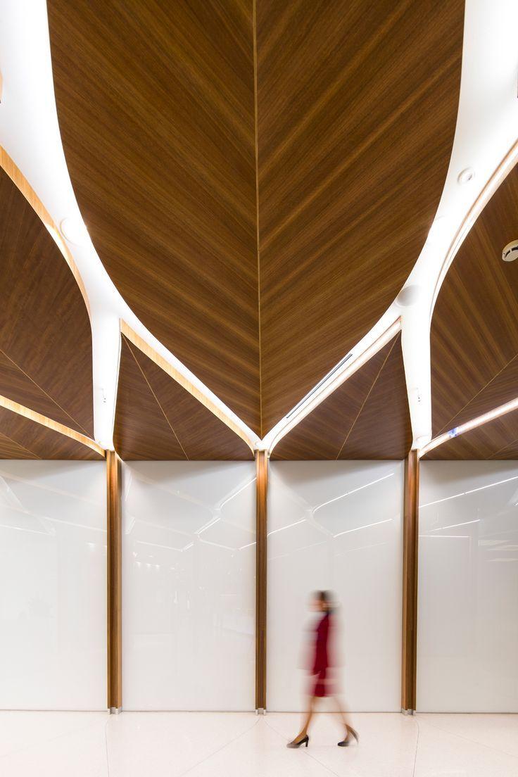 Virgin Lounge Melbourne Tonkin Zulaikha Greer Architects - Buscar con Google