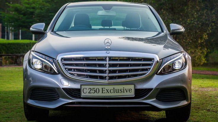 Bán xe Mercedes C250 Exclusive 2015 giá tốt