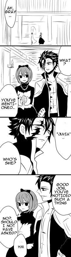 Gruvia Short story Gray X Juvia part 3