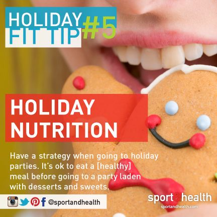 Don't let holiday goodies derail your efforts in the gym!Don'T Let