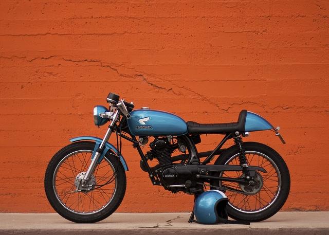 Honda CB 125 Cafe Racer