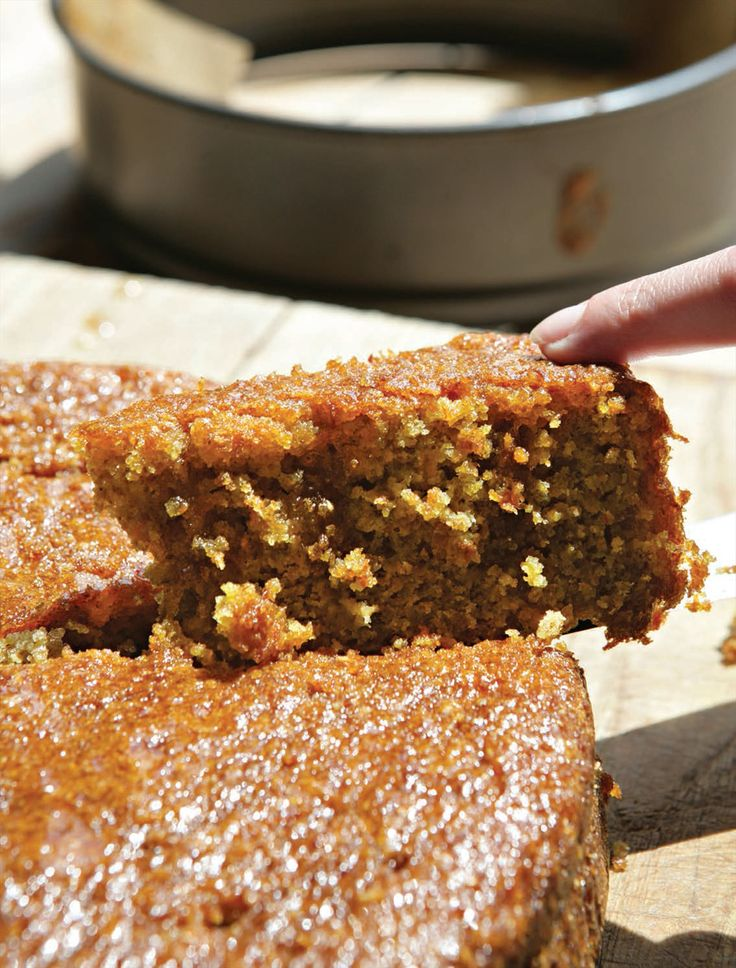 Carrot cake recipe from River Cottage Every Day by Hugh Fearnley-Whittingstall | Cooked