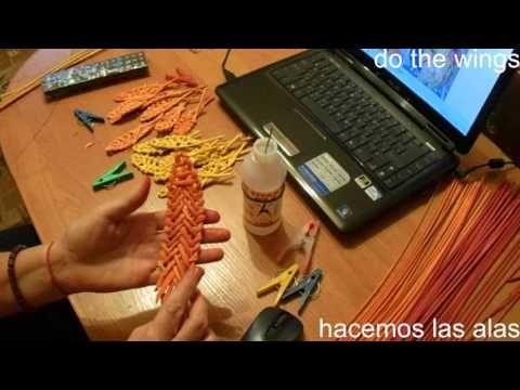 мк шкатулки петушок часть 2 - YouTube