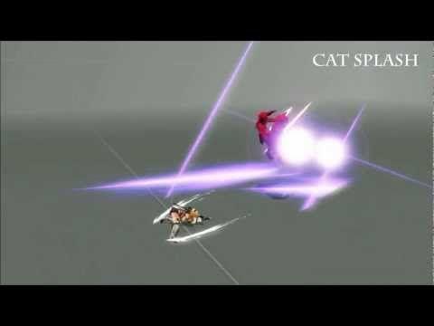 Kritika Online - Cat Acrobat Skill - YouTube