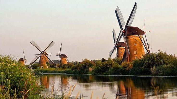 Las 25 mejores ideas sobre molinos de viento en pinterest for Molinos de viento para jardin