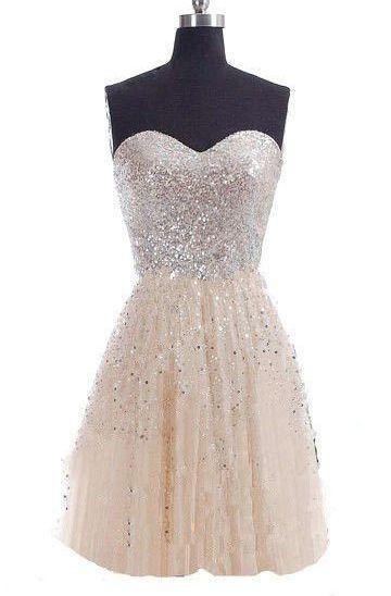 Strapless Pure Color High Waist Splicing Short Dress