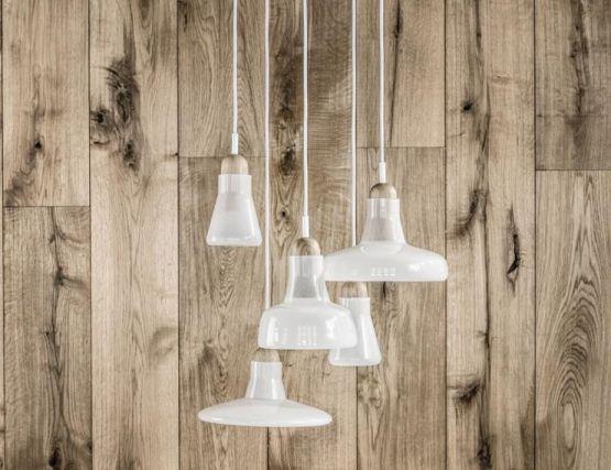 Modern Designer Pendant Lighting - Shadows by Brokis