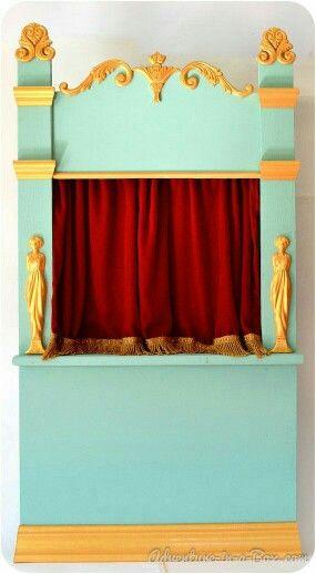 DIY Puppet Theatre