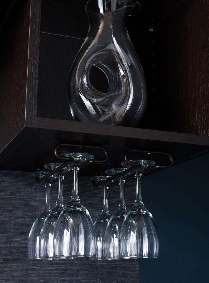 Who Doesnu0027t Love A Built In Wine Rack? Well, Guess What? Our Friends At California  Closets Can Help You Create The Perfect Unit For Your Home!