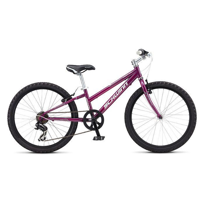 Велосипед Schwinn Midi Frontier Girls 7 Spd Pearl Plumberry (2012)