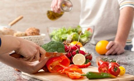 Bei Morbus Crohn vegetarisch essen