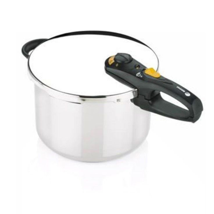 Fagor Duo 8 Quart Stainless Steel Pressure Cooker - 918060787