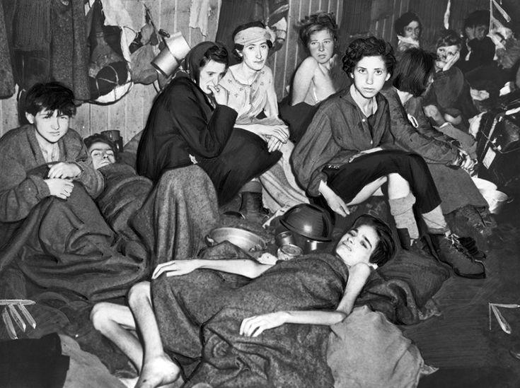 burdeles en los campos de concentracion nazis