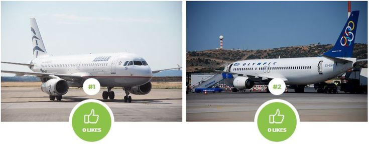 Which airline is better? Aegean or Olympic air
