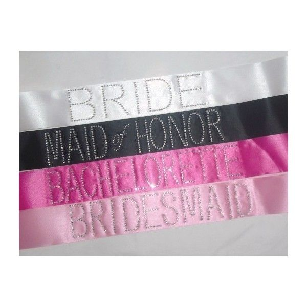 Have2HaveIT ❤ liked on Polyvore featuring wedding, bachelorette party and weddings