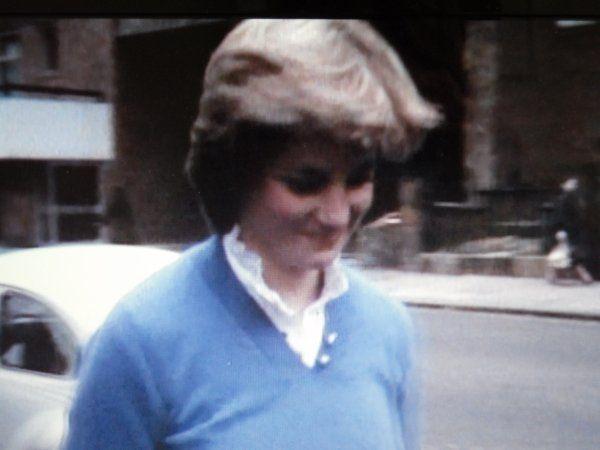 Lady Diana Spencer -  18 Novembre 1980