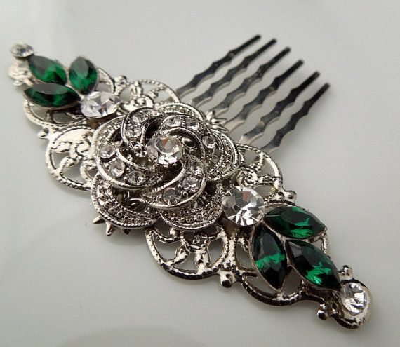 Hey, I found this really awesome Etsy listing at http://www.etsy.com/listing/116752266/bridal-rhinestone-hair-comb-wedding