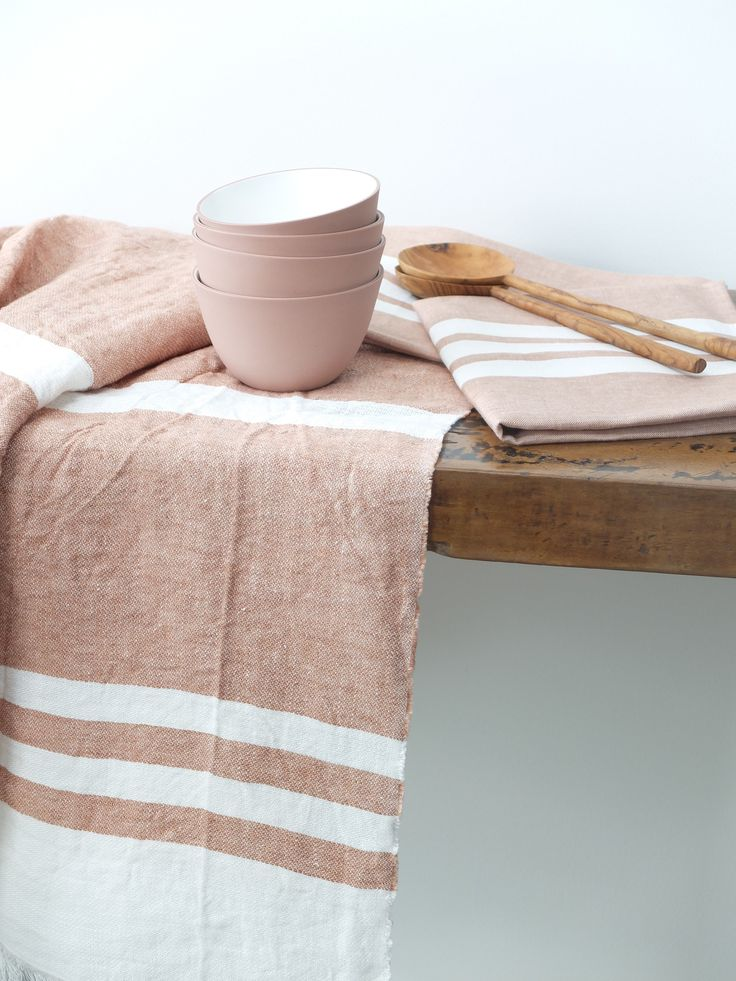 Cast Ceramics - Adelaide Bowls Libeco Linen Home Collection