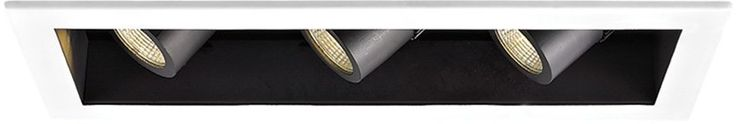 "View the WAC Lighting MT-4LD316N-S930 4"" Trim 3000K High Output LED Recessed Light Housing for New Construction - Non-IC Rated at LightingDirect.com."