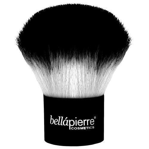 Bella Pierre Kabuki Brush, 0.9-Ounce by Bella Pierre. Save 70 Off!. $10.00. Extremely soft make up brush^The perfect shape for applying mineral make up^Bristles are made of Taklon. Bella Pierre's kabuki brush is a must-have for every makeup toolbox. The extremely soft brush is made of taklon and its size and shape make it the perfect brush for applying mineral makeup.