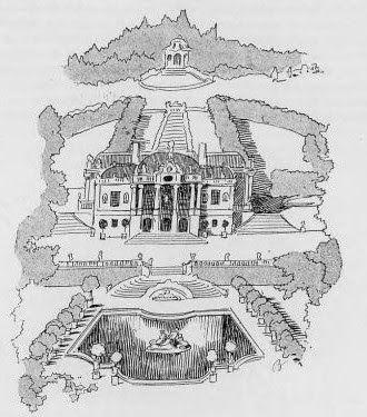 Munich and Co: La vie parisienne et les 5 châteaux du Roi: (1) Li...