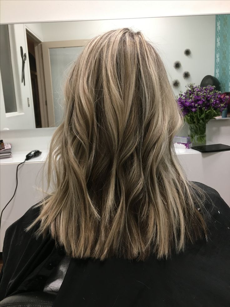 Blonde Babylights And Lowlights In 2019 Hair Long Hair