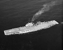 TORA TORA TORA USS YORKTOWN   | USS Yorktown during the filming of Tora! Tora! Tora! , 1968.