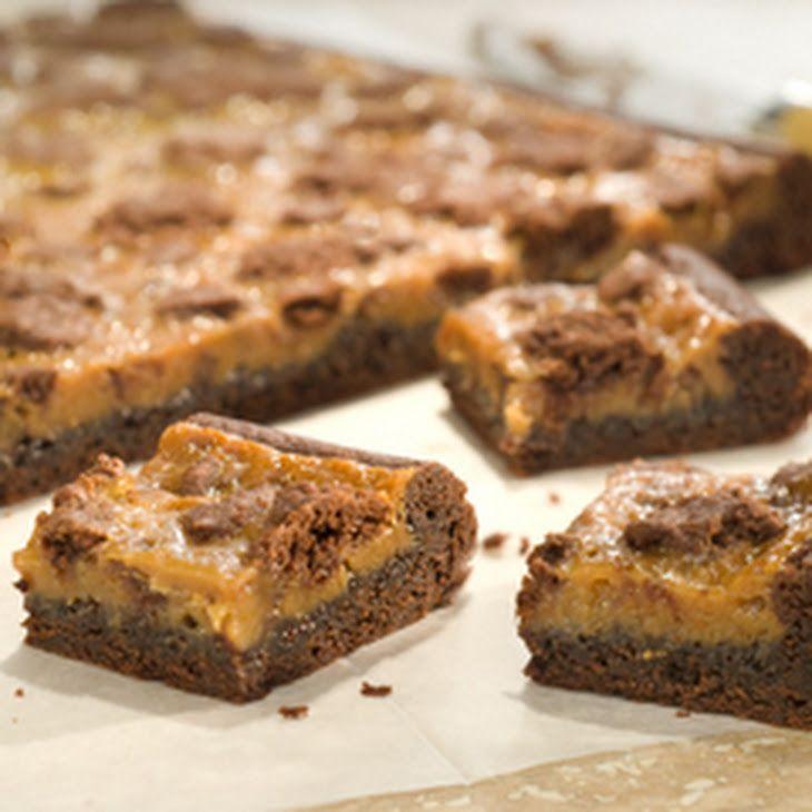 Caramel bars recipe german chocolate cake mix