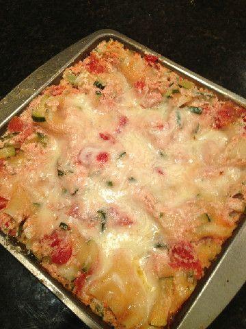 Americas Test Kitchen Stuffed Zucchini
