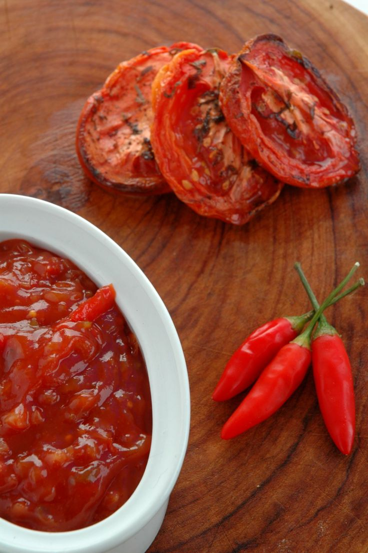 Chilli Jam Recipe by Paul Hegeman