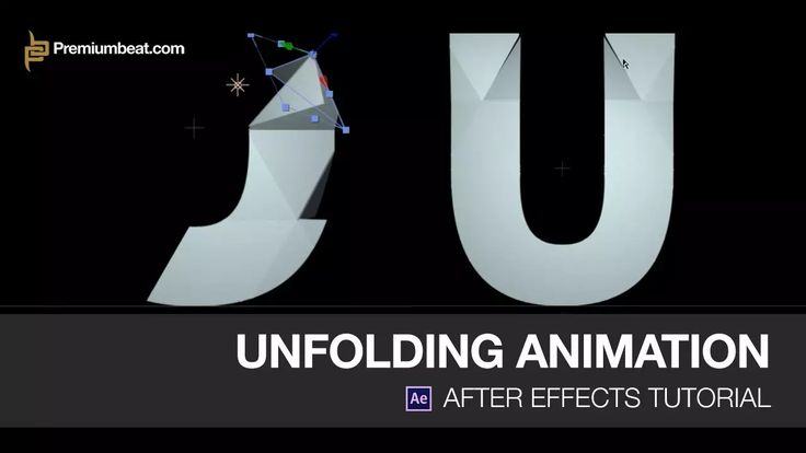 Video Tutorial: Unfolding Animation in Adobe After Effects on Vimeo