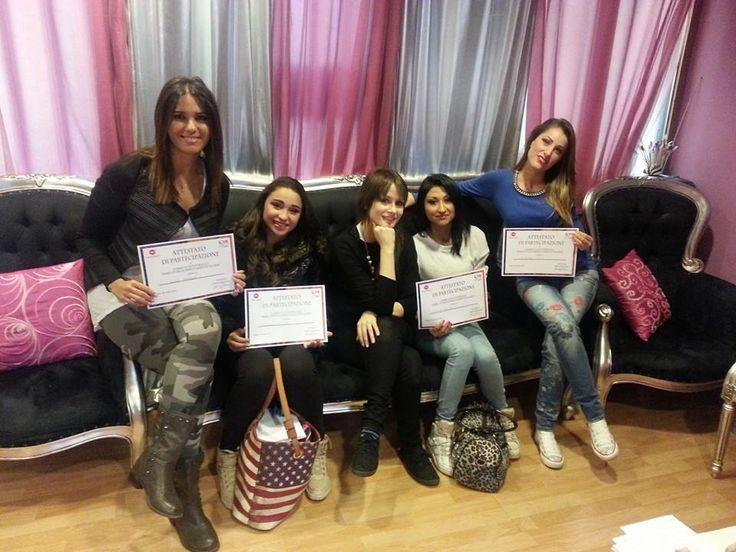 #Corso di Self #MakeUp con la #makeupartist Federica Balestrieri  www.rdcosmetic.com #trucco #autotrucco #bellezza #beauty #cosmetics