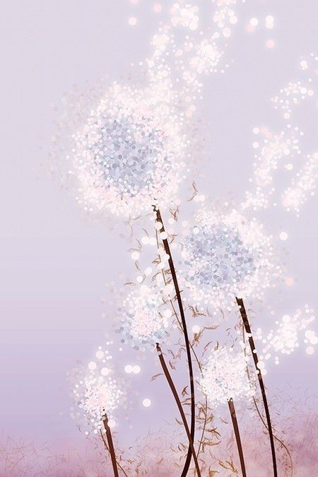 I want this for my bedroom. So peaceful and beautiful. By papermoth, on Etsy