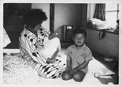 撮影:1963年(昭和38年)6月初め頃