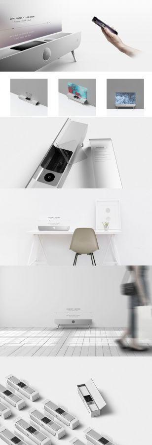 young gyu kwon – Sound.B #music #audio #design #productdesign #industrialdesign #audiodesign #speaker #future