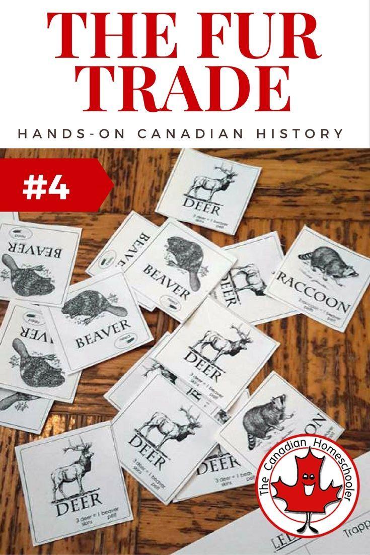 Die besten 25 fur trade ideen auf pinterest kanadische sozialkunde first nations und - 20 ideen fur gartenmobel ...
