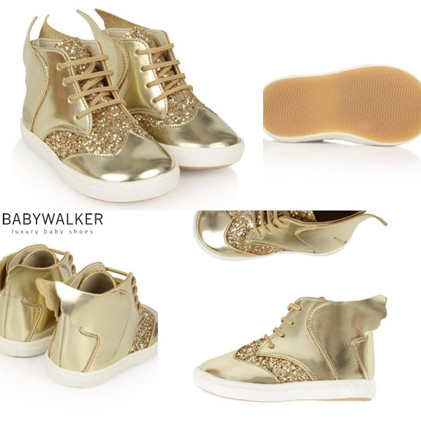 BABYWALKER wing booties... handcrafted since 1968